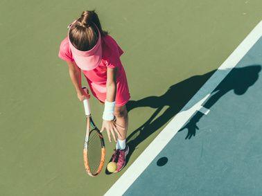 テニス サーブ基本!持ち方&打ち方(動画あり)
