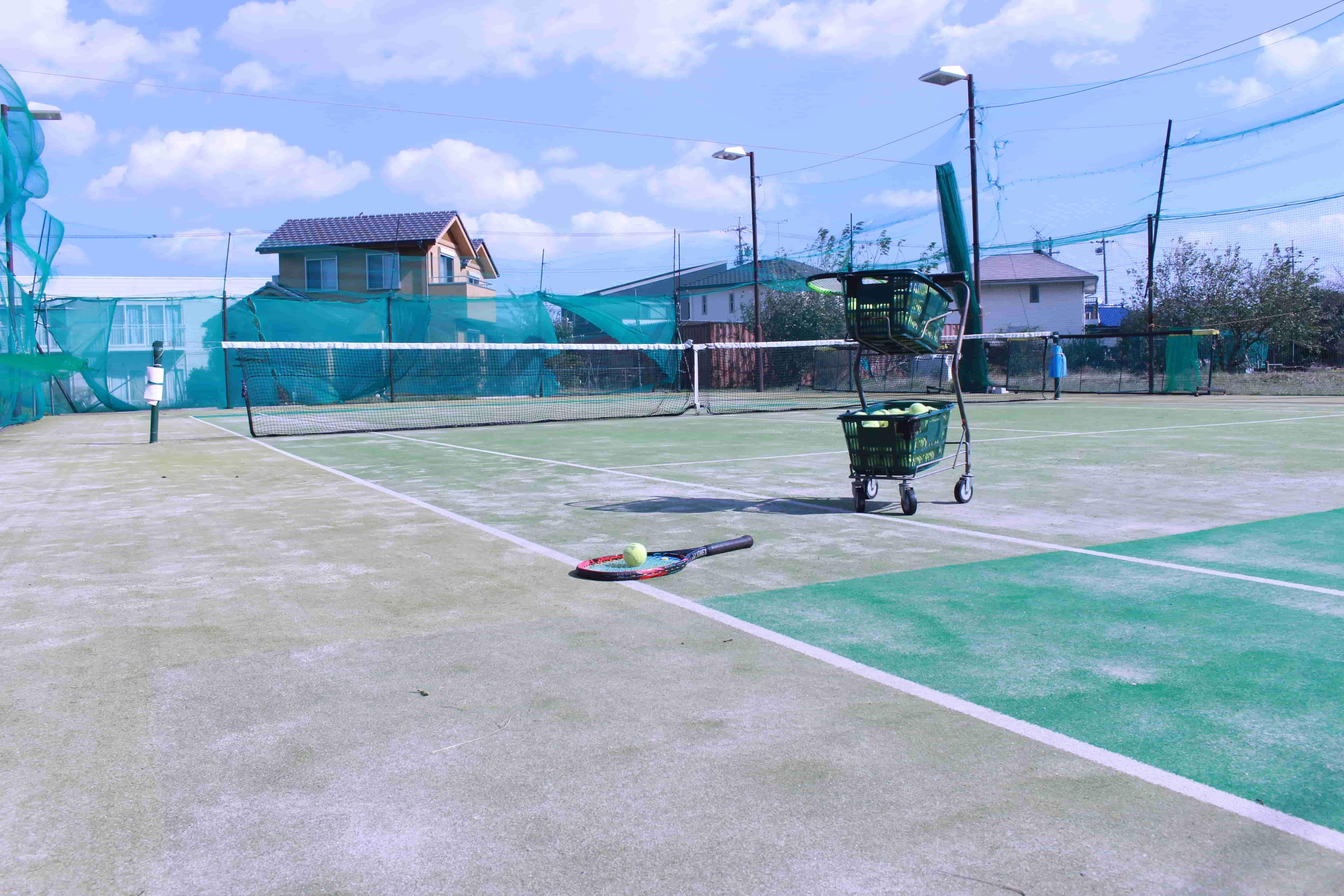 テニス初心者さんへ教えたい!シューズの選び方