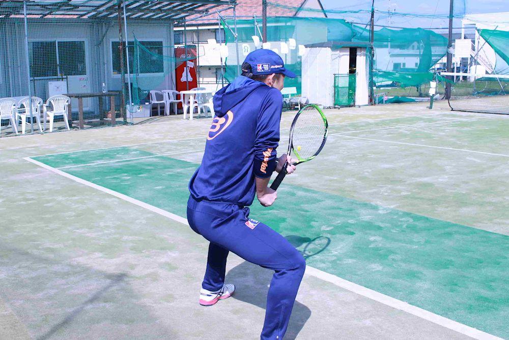 テニスストローク上達コツ動画