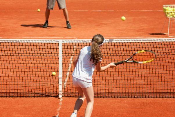 テニスコーチが教える『もうボレーでアウトしない!!基本6つ』