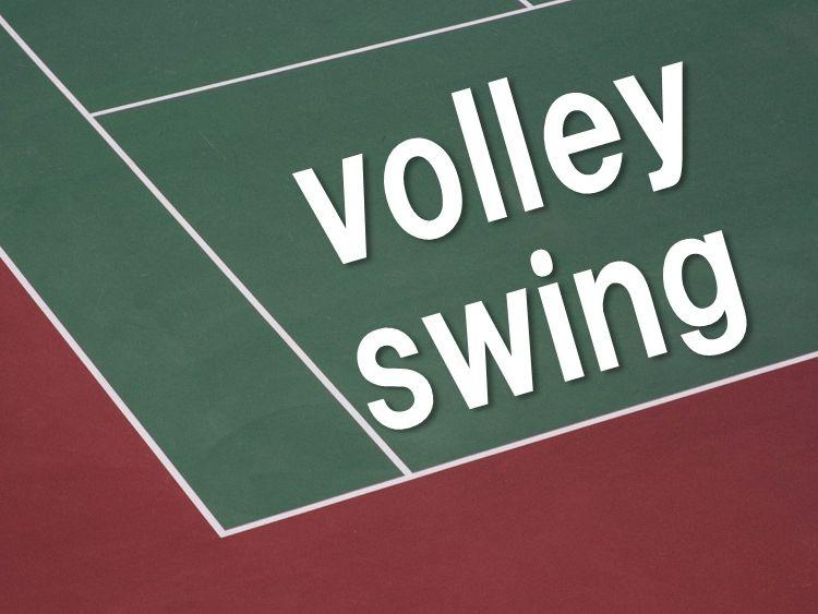 え、ボレーのコツは振らないこと!?(笑)テニス初心者の打ち方上達